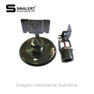 SPRINKLER LATERAL HORIZONTAL (SIDE WALL) 3/4″ 68º CFS (COM CANOPLA)
